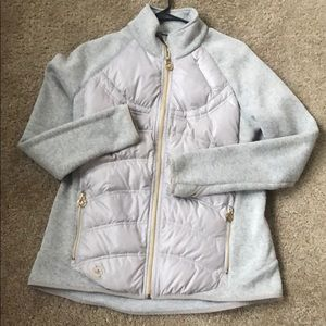 Michael Kors puffer sweater
